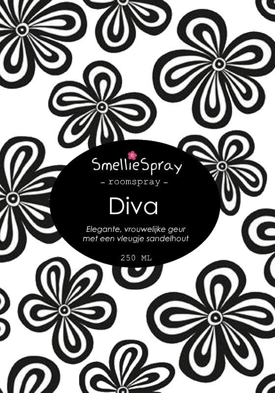 SmellieSpray - Diva