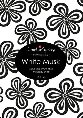 SmellieSpray - White Musk