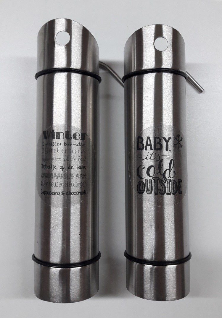 SmellieFlavour & Oil - RVS Babypowder
