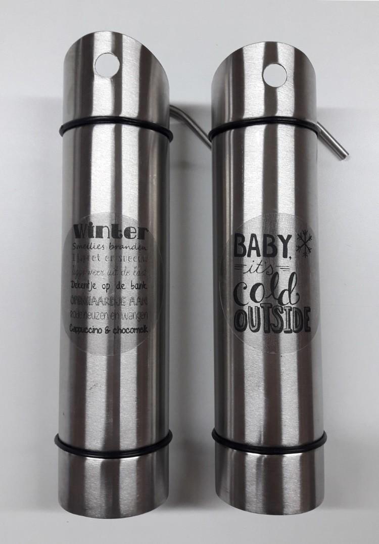 SmellieFlavour & Oil - RVS Waterlily & Jasmine