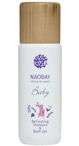 Baby Refreshing Shampoo and Bath Gel 200 ml