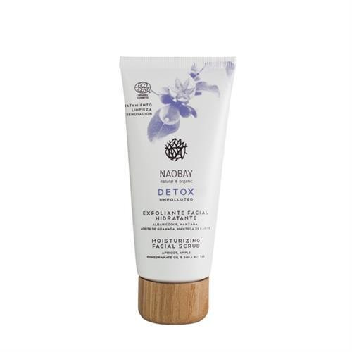 Detox Moisturizing Facial Scrub 100 ml