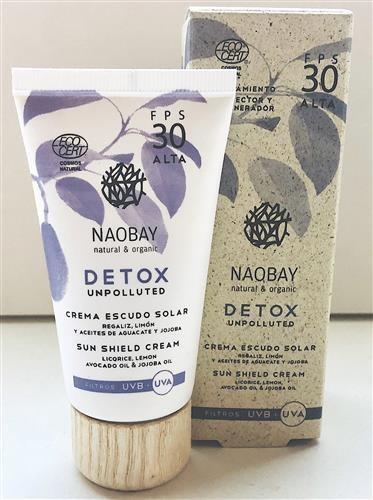 Detox Sun Shield Cream SPF 30 50 ml