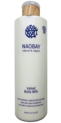 NAOBAY Velvet Body Milk 400 ml