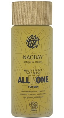 All In One Face Wash for Men 100 ml