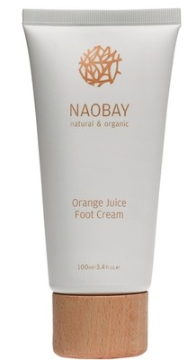 Orange Juice Foot Cream 100 ml