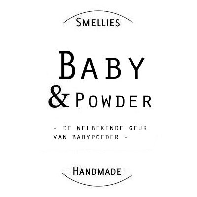 SmellieSticks - Baby & Powder