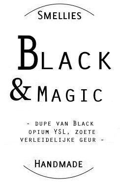 SmellieSticks - Black & Magic