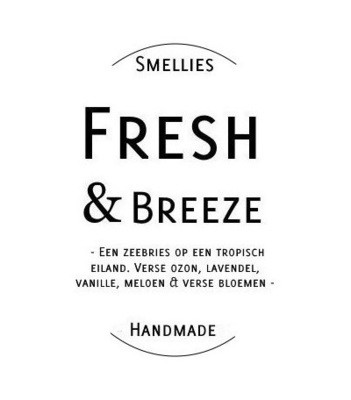 SmellieSticks - Fresh & Breeze