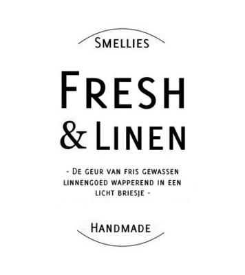 SmellieSticks - Fresh & Linen