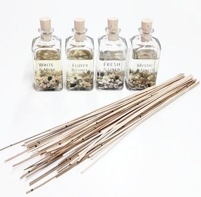 SmellieSticks - Navulling Waterlily & Jasmine