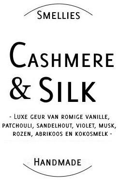 Ecogeurkaars - Cashmere & Silk Klein