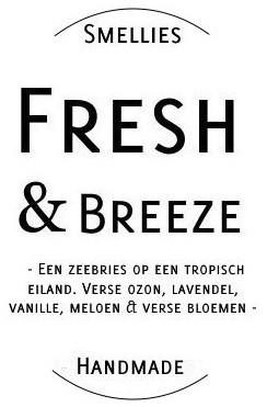 Ecogeurkaars - Fresh & Breeze Groot