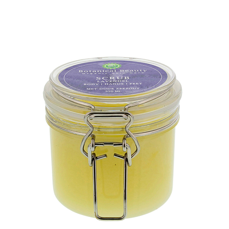 Body Scrub Lavendel 125 ml