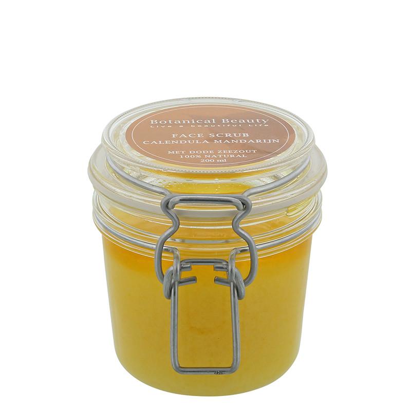 Face Scrub Calendula-Mandarijn 50 ml
