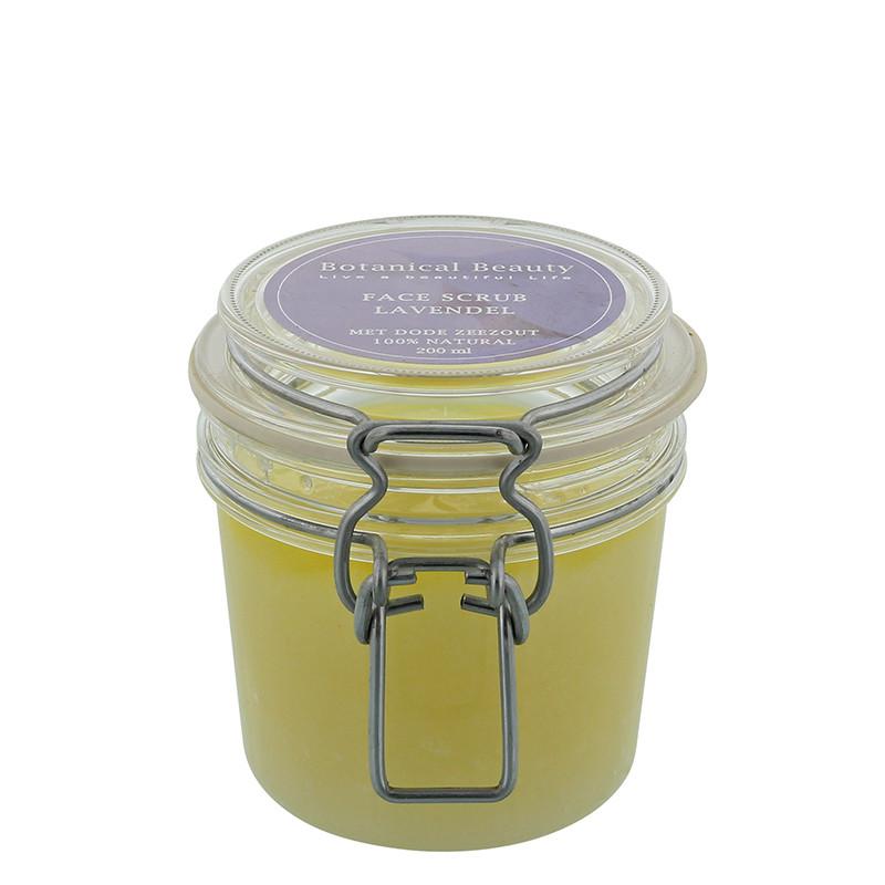 Face Scrub Lavendel 50 ml