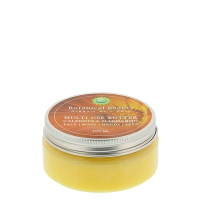 Multi Use Butter Calendula-Mandarijn
