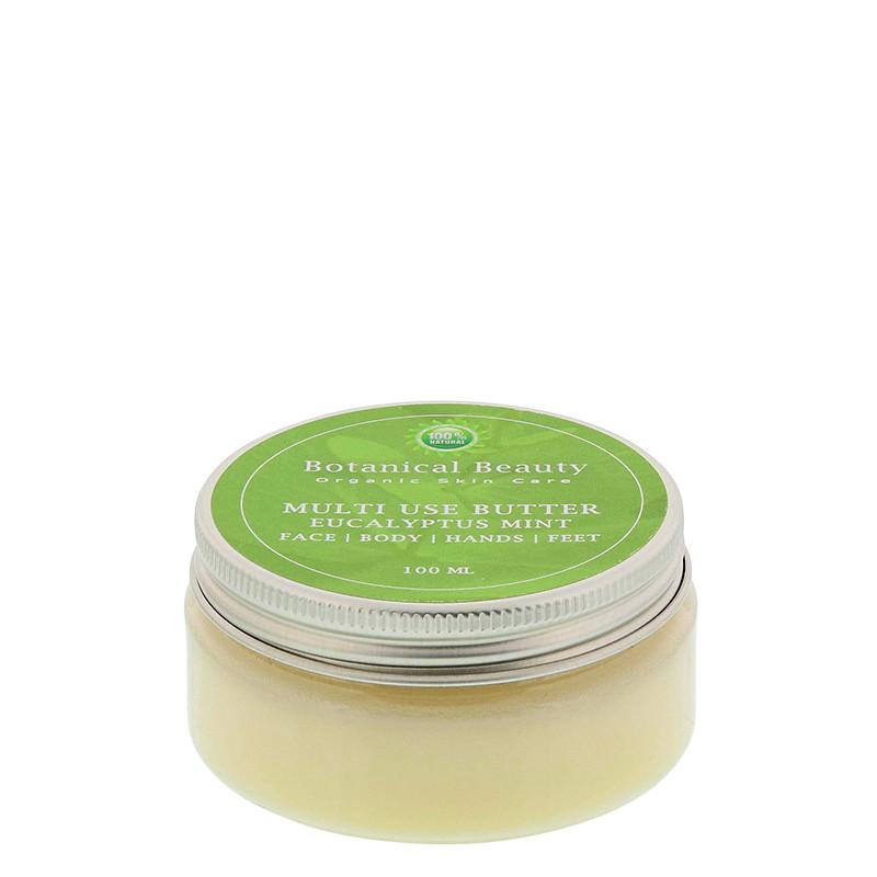 Multi Use Butter Eucalyptus-Mint-Rozemarijn 25 ml
