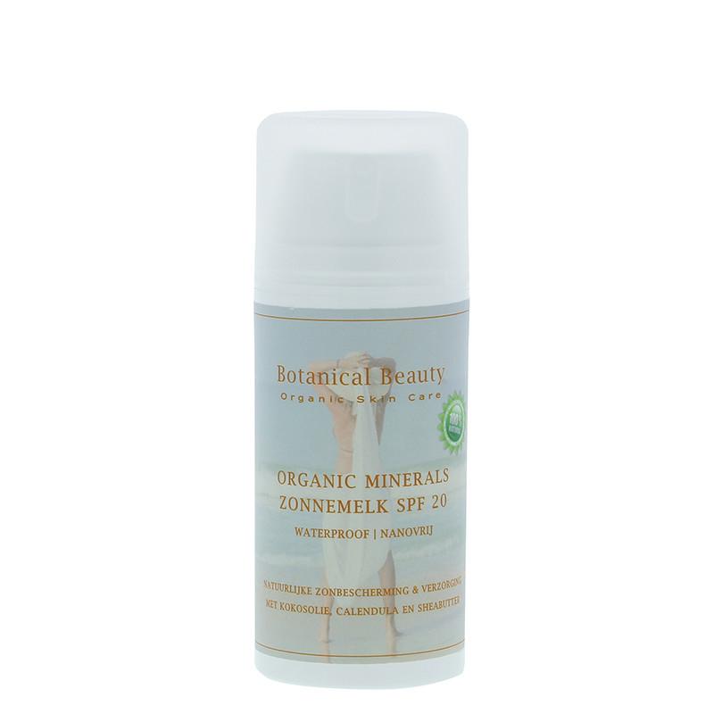 Organic Minerals Zonnemelk 100 ml