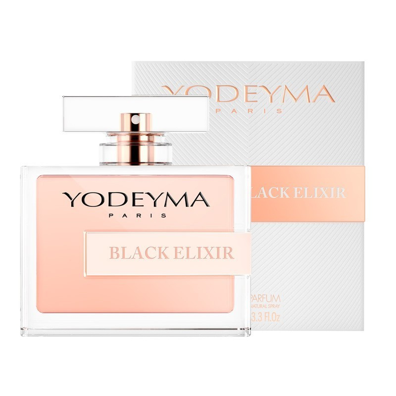 Black Elixir RGB Eau de Parfum 100 ml.