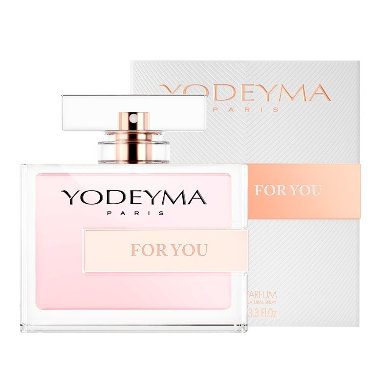 For You Eau de Parfum 100 ml.