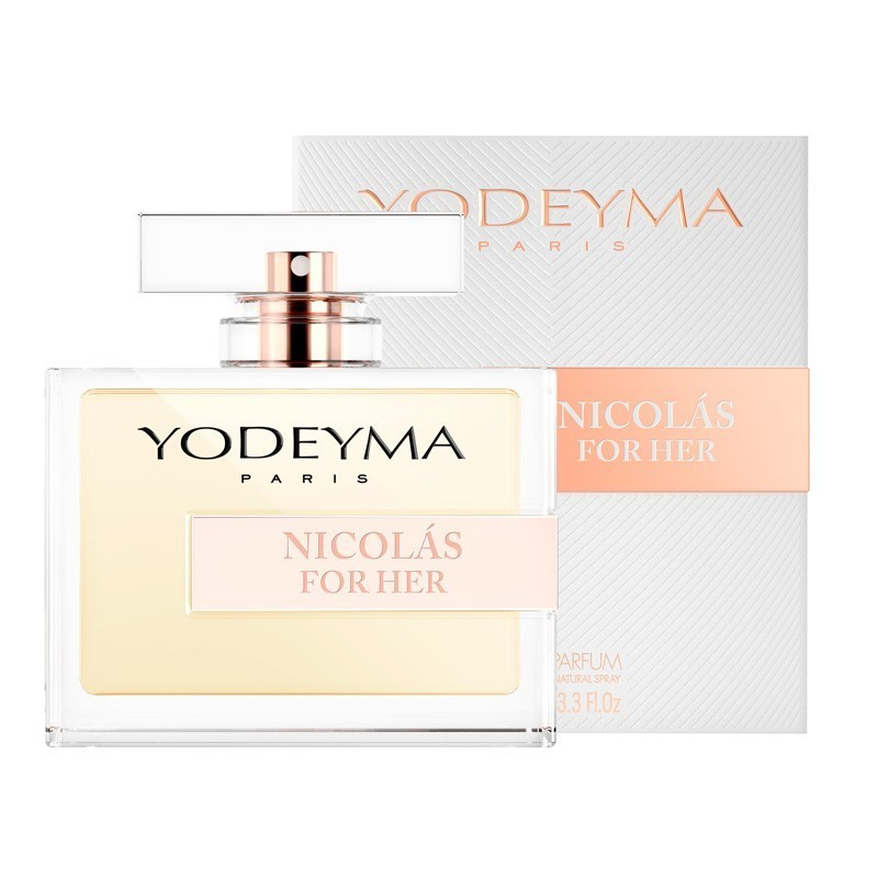 Nicolas for Her Eau de Parfum 100 ml.