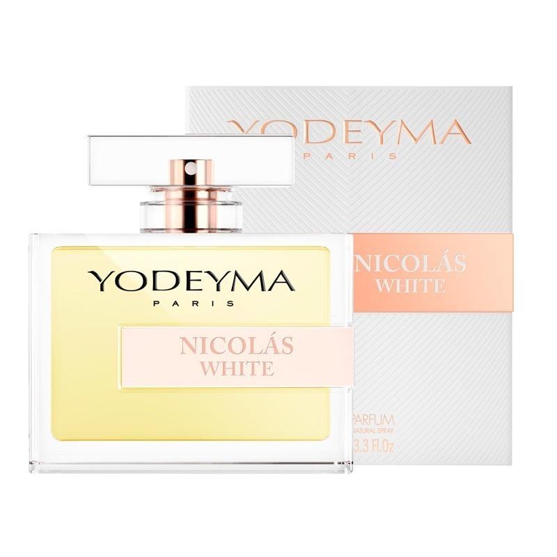 Nicolás White Eau de Parfum 100 ml.