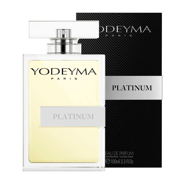 Platinum Eau de Parfum 100 ml.