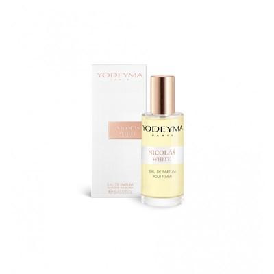 Nicolás White Eau de Parfum 15 ml.