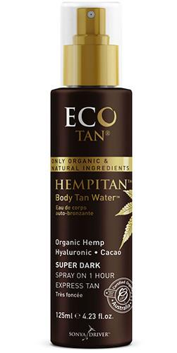 Eco Tan - Hemptan™️ Body Tan Water™ 125 ml