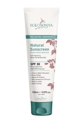 Eco By Sonya Driver - Natural Rose Hip Sunscreen 150 ml