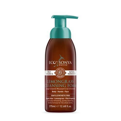 Eco By Sonya Driver - Lemongrass Cleansing Foam 375 ml