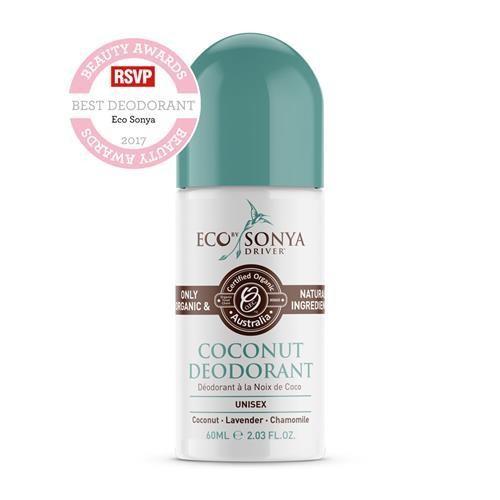 Eco By Sonya Driver - Coconut Deodorant 60 ml