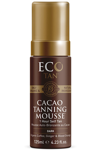 Eco Tan - Cacao Tanning Mousse 125 ml