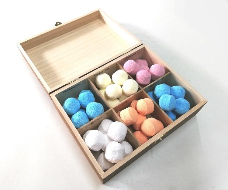SmellieBath - Chill Pills Box compleet