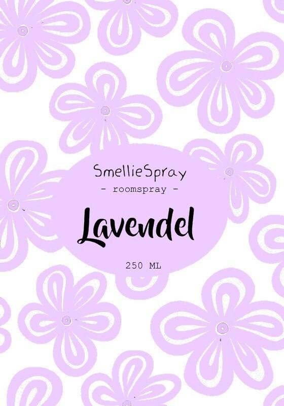 SmellieSpray - Lavendel