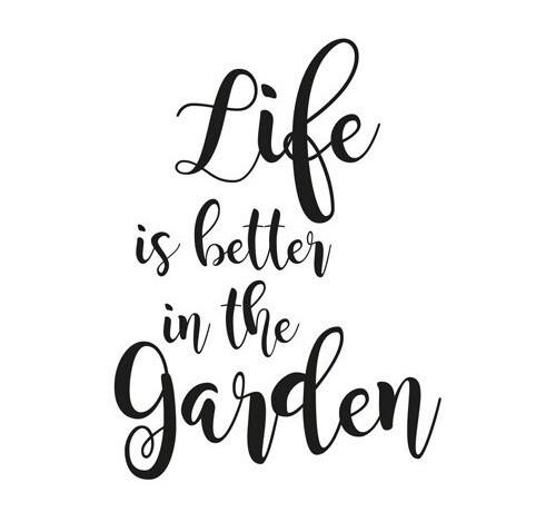 TuinKaars - Garden Citronella