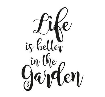 TuinKaars - Garden Lavendel
