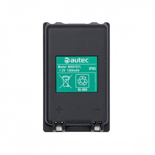 MH0707L - Genuine Autec replacement battery
