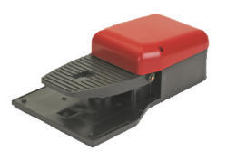 IP7006I - Single Open Footswitch