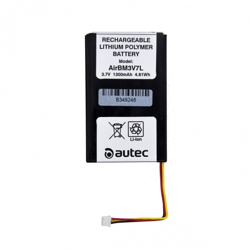 AIRBM3V7L- Genuine Autec replacement battery