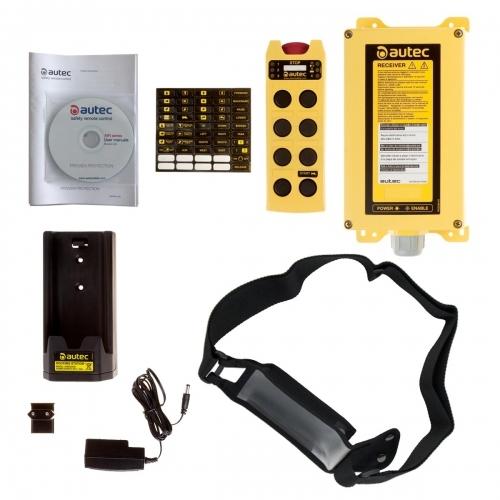 A8-2-L1  Safety Crane Remote Control