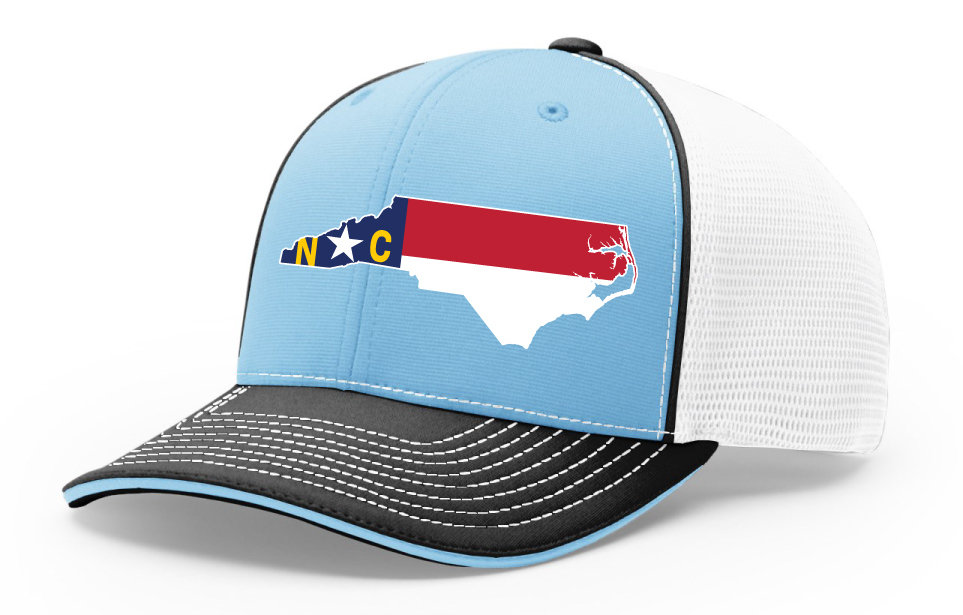 North Carolina Hat/Richardson 172 FLEX-FIT/