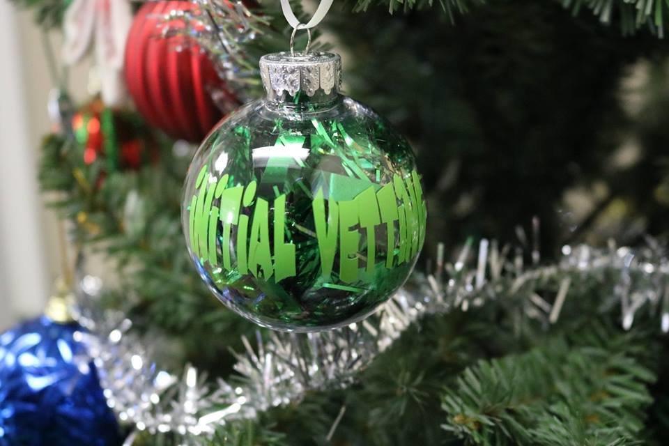 Christmas Sponsor Ornaments