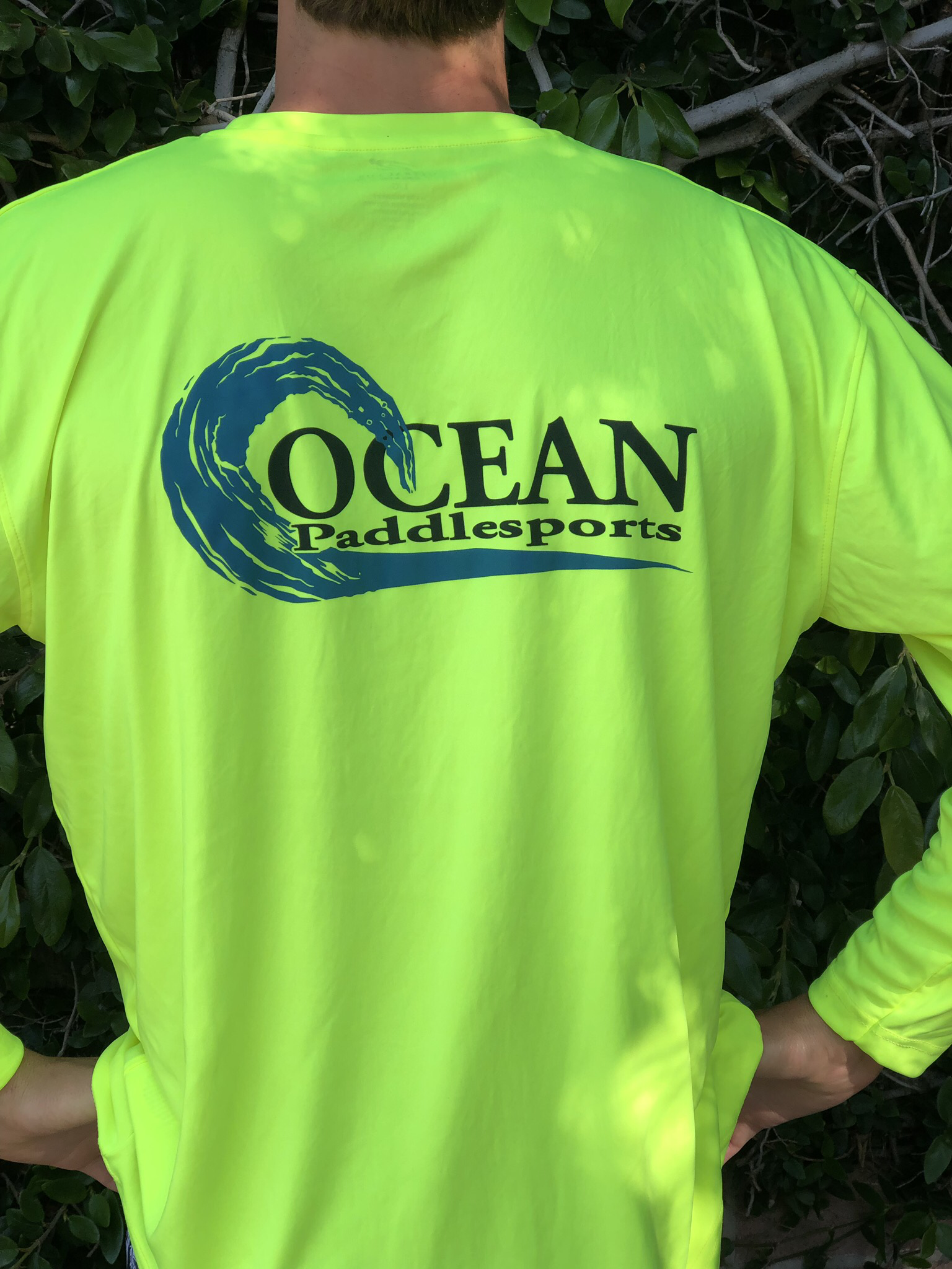 Long Sleeve UV Paddle Top
