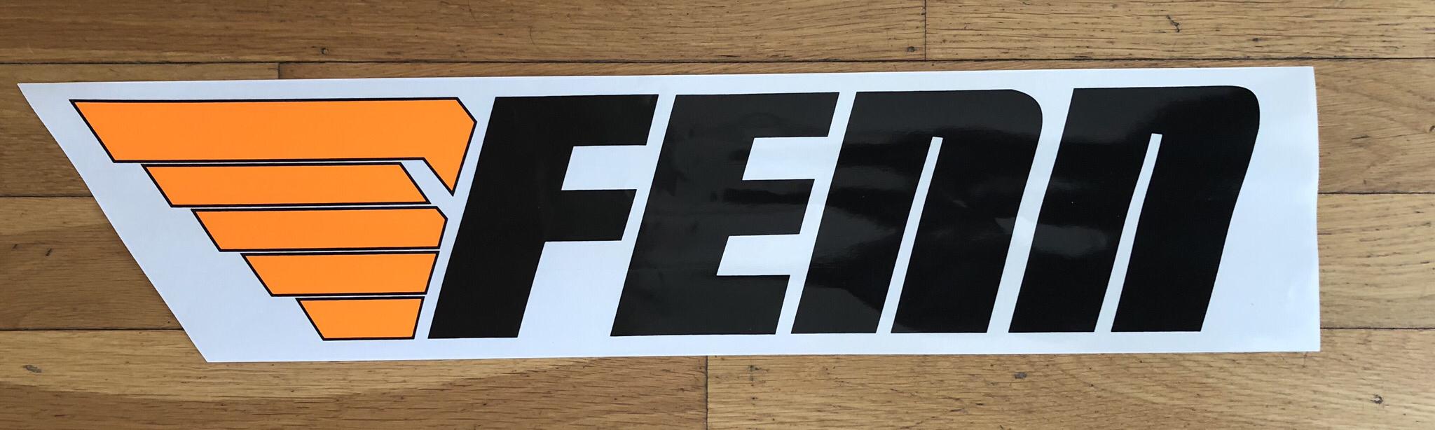 Fenn Sticker 00212