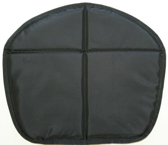 LINCKE Adjustable nylon seat pad 00090