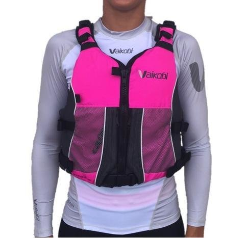 Vaikobi LIMITED EDITION OCEAN RACING PFD - PINK/GREY 00144