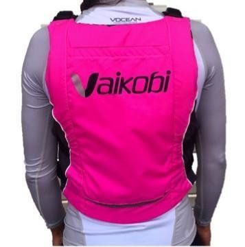 Vaikobi LIMITED EDITION OCEAN RACING PFD - PINK/GREY