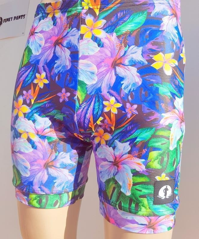 Funky Pant Hibiscus (NEW!) 00196